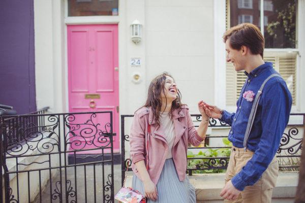 Magda & Szymon / Londyn