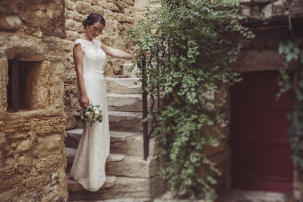 Piękny ślub Cecilli & Laurenta w Prowansji