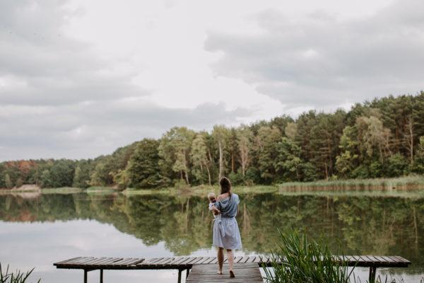 Naturalna sesja rodzinna | Lublin