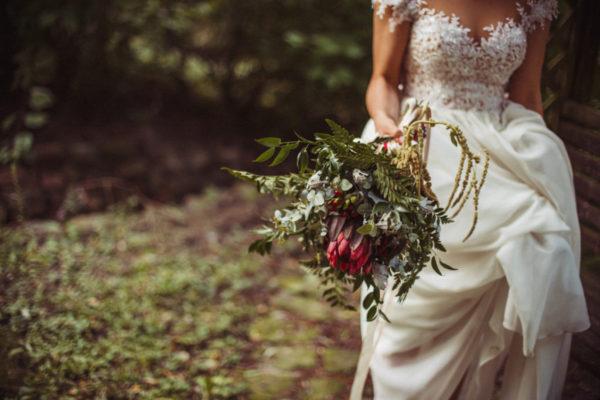 Magda & Szymon | rustykalne wesele w Szklanej Stodole w Motyczu