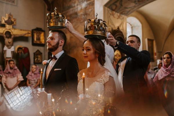 Anastasia & Andrii | prawosławny ślub w cerkwii w Lublinie