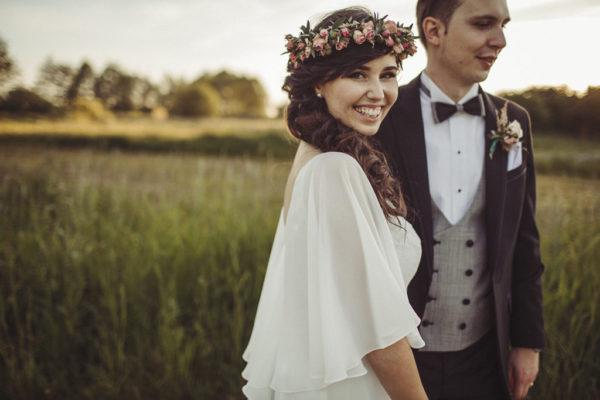 Gosia & Radek | Romantyczny ślub