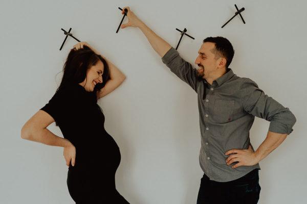 Praca fotografa podczas ciąży